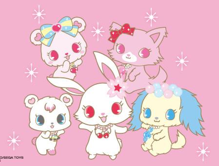 【サンリオ】ジュエルペット図鑑!宝石の目を持つ魔法使いのペット、キャラクターを紹介!