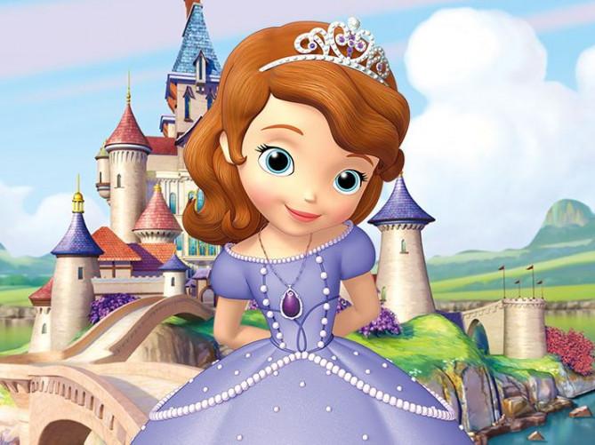 【ディズニー】小さなプリンセスソフィアとは?プロフィール&ストーリーまとめ!スーベニアが登場!