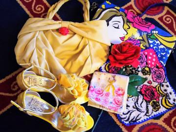 【ディズニー仮装の衣装】ベルのドレスとパニエを作ろう!下準備&作り方要点まとめ
