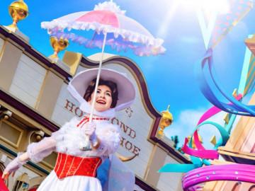 【2019】ディズニーの日傘6選!持ち込みは?使用のルールをチェック!