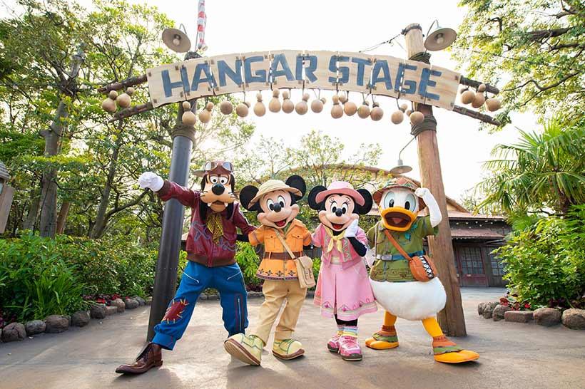 【2019夏】TDSハンガーステージ新ショー「ソング・オブ・ミラージュ」!アウト・オブ・シャドウランド終了!