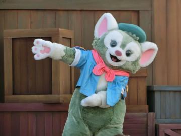 【ジェラトーニ】プロフィール&グッズまとめ!TDSダッフィーのネコの友達!名前の由来&声優!