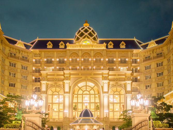 ディズニーランドホテル徹底攻略!宿泊特典がたくさん!予約方法・料金・レストラン・アメニティー情報