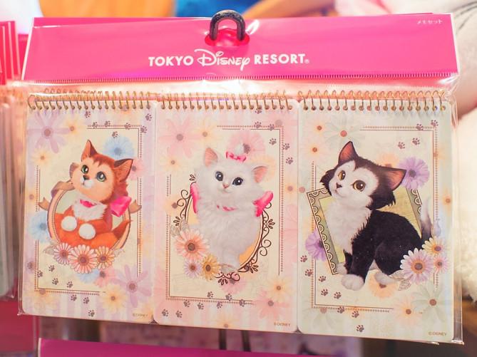 【12/26&2/1発売】ディズニーの猫グッズ12種!マリーちゃん・フィガロ・ダイナの文房具