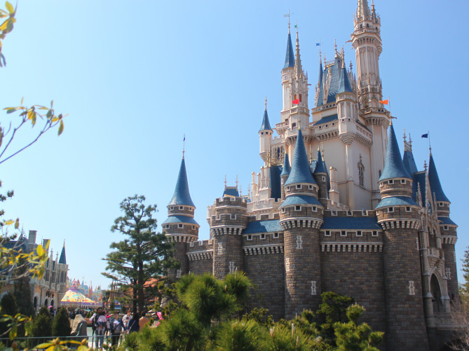 【必見】シンデレラ城のモデルはどこ?ドイツじゃない!世界にいくつシンデレラ城はある?