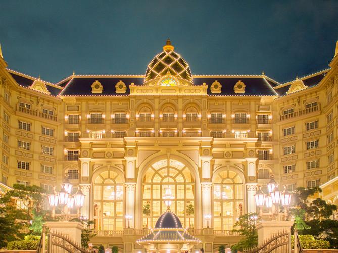 【ドリーマーズ・ラウンジ】朝食とアフタヌーンティーが人気メニュー!ディズニーランドホテルで優雅な時間を