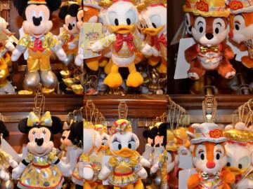 【2018】ディズニーのぬいぐるみバッジ18種類!ミッキー&フレンズやシー限定のダッフィーが大集合!