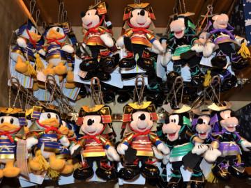 【2/1発売】ディズニー端午の節句(子供の日)グッズ! 鎧兜のぬいばや豪華な五月人形が登場!