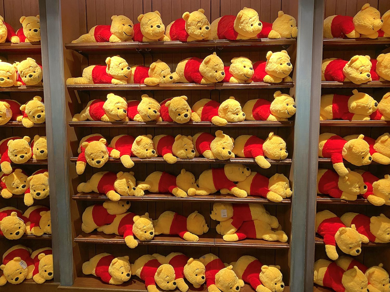 【2019】プーさんグッズ50選!ディズニーで買えるお菓子やぬいぐるみ、ベビー用品も