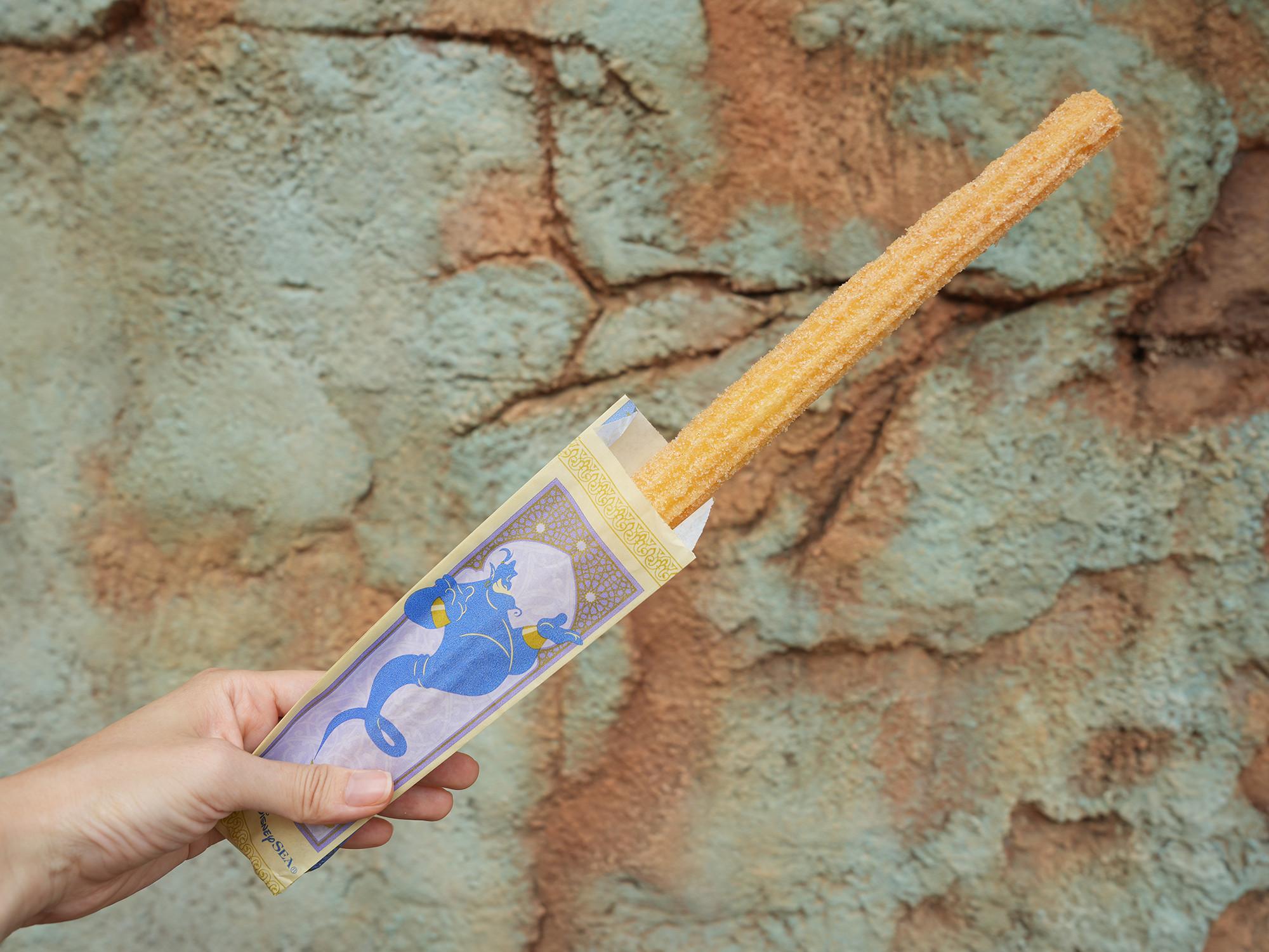【2018】ディズニーシーのチュロス全5種類!売り場の場所・味・値段!シナモンが人気!