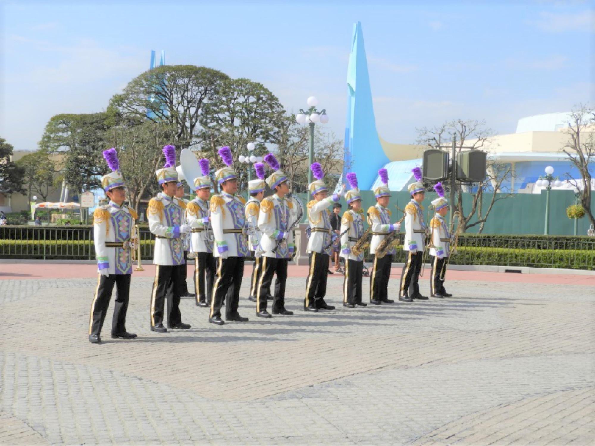 東京ディズニーランドバンド