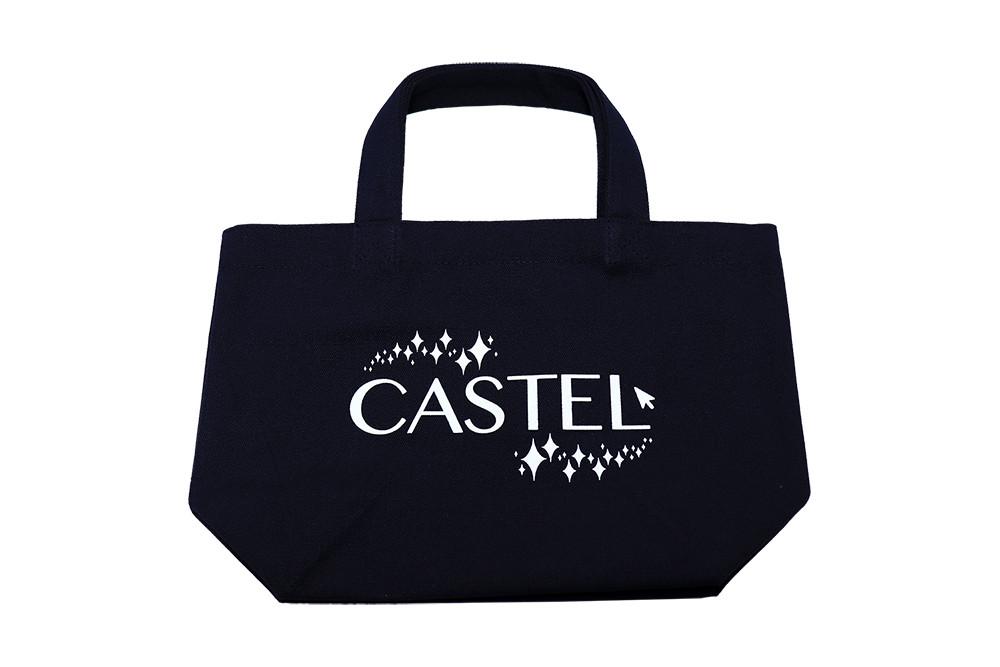 CASTELオリジナルトートバッグ