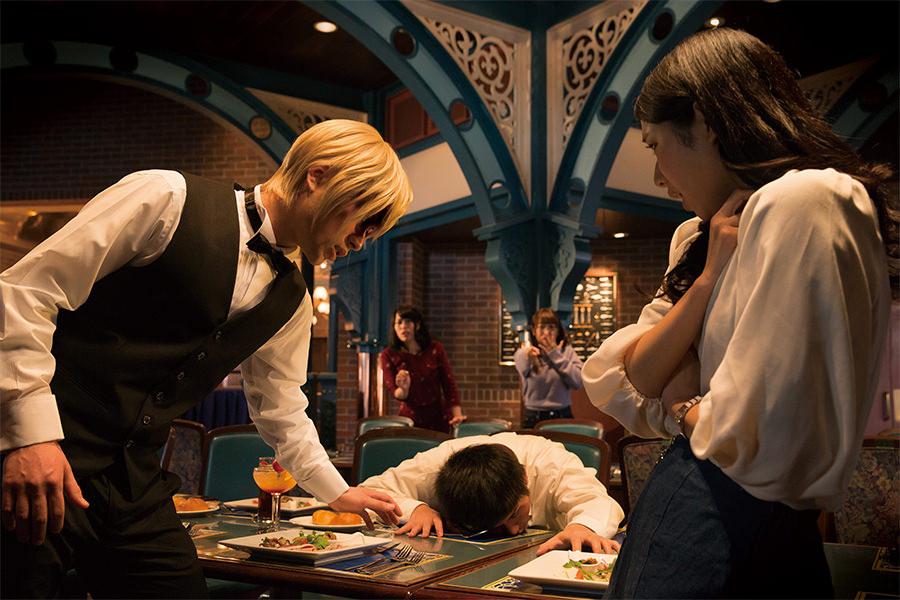 「USJのGW2019名探偵コナン・ミステリーレストラン」の画像検索結果