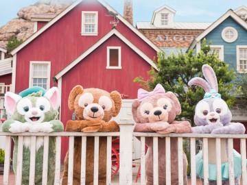 【必見】ダッフィー&フレンズのプロフィール&グッズまとめ!海外の新しい友達「クッキー」&「オル」も!