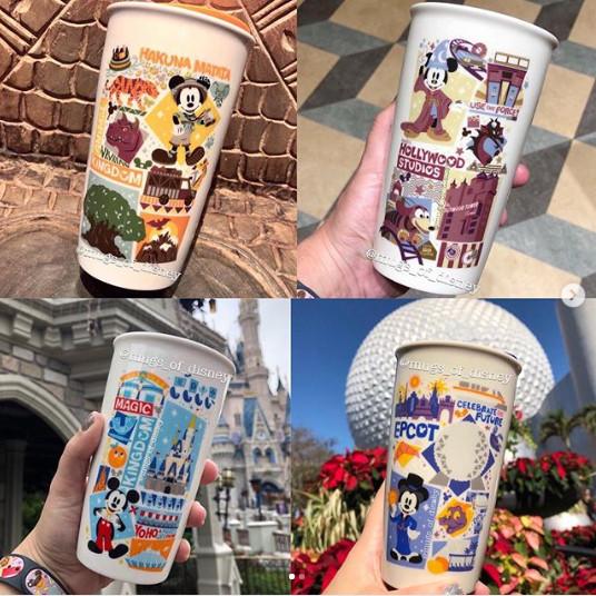 【海外】ディズニースタバコラボマグカップ&タンブラーまとめ!各パークの新デザイングッズが登場!
