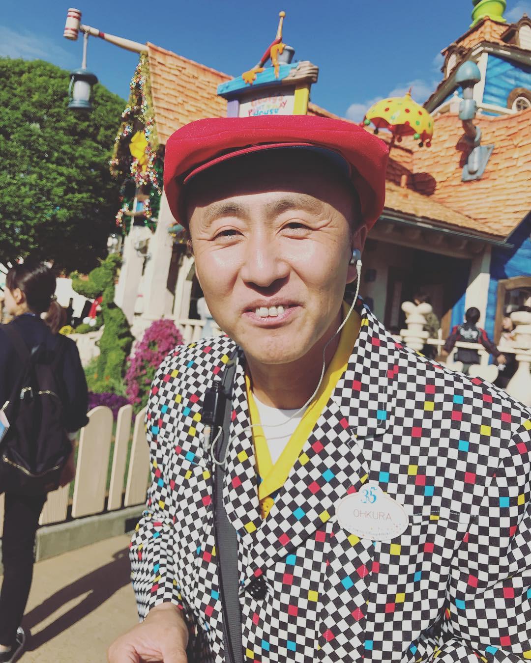 【大人気】ディズニーキャスト「おおくらさん」の魅力&秘密まとめ!