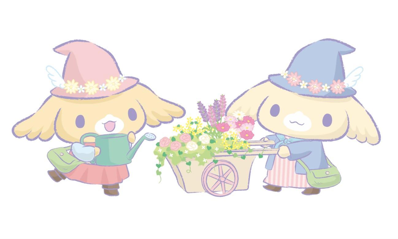 双子の庭師ココとナッツ