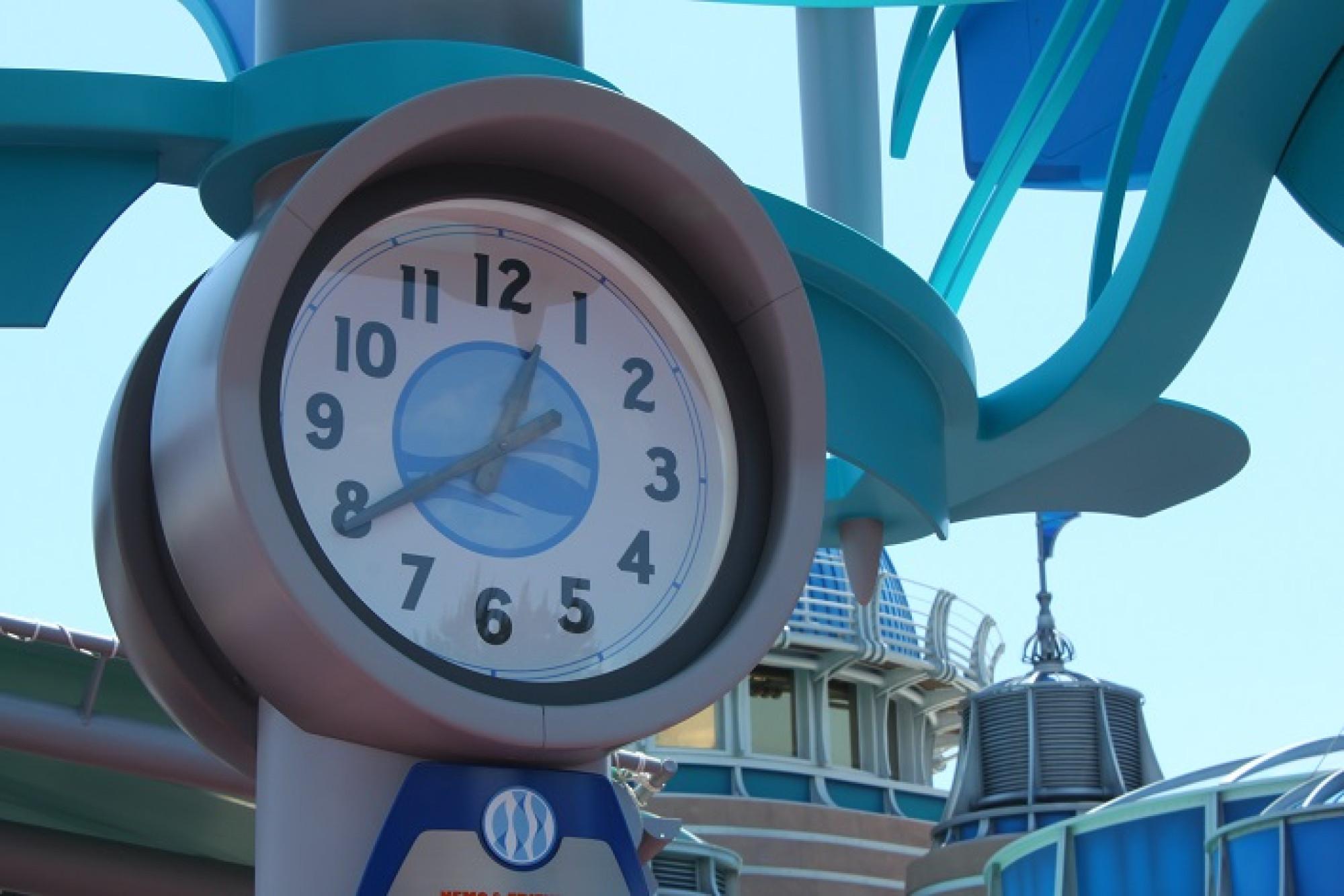 シャトルバスはディズニーの閉園時間と連動している