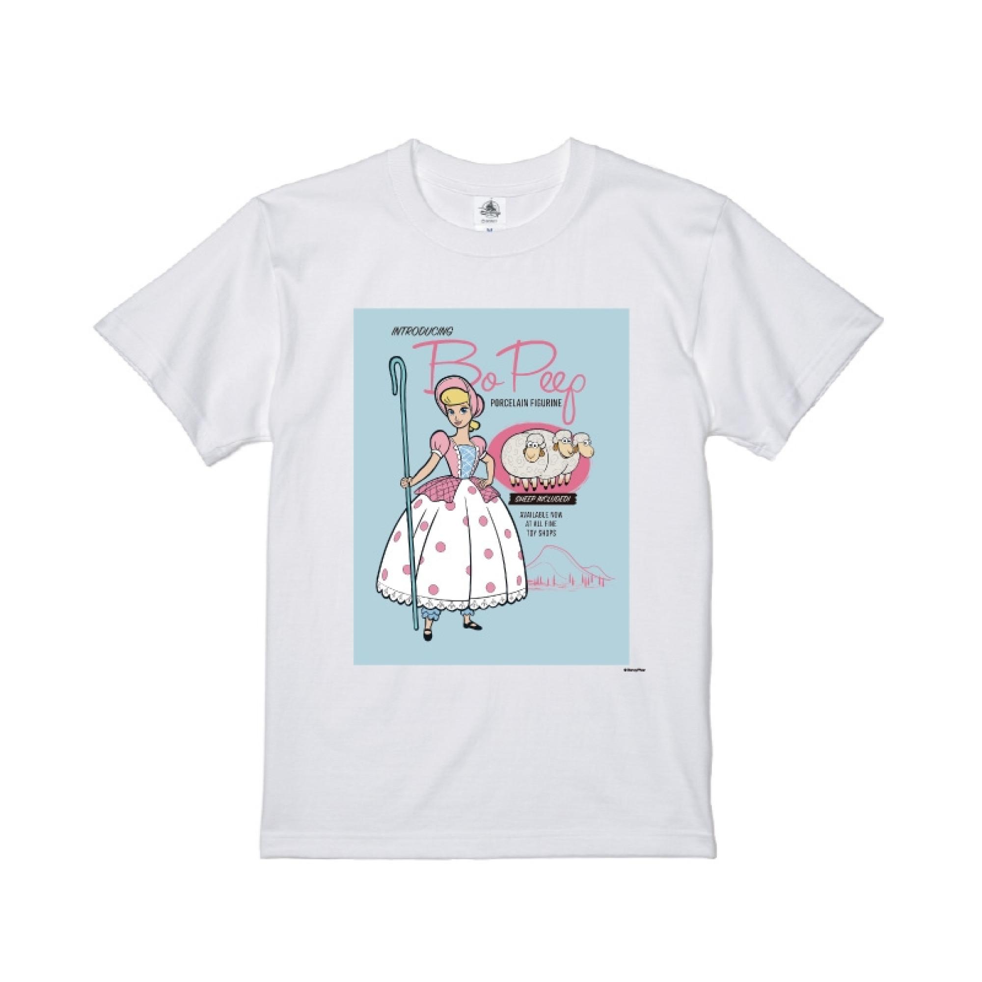 Tシャツ:ボーピープ