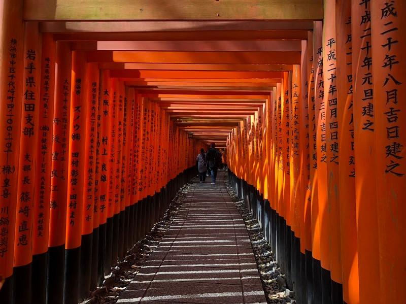 京都の観光名所