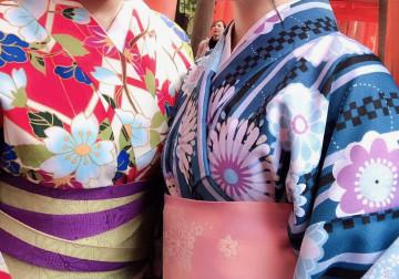 【京都×女子旅】インスタ映えスポット巡り&抹茶スイーツを堪能!着物レンタル・伏見稲荷・八坂庚申堂も