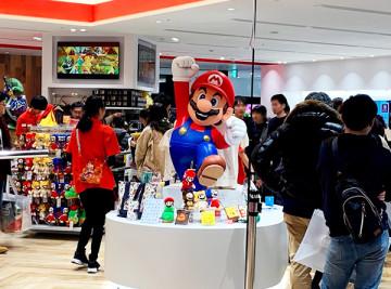 【最新】渋谷パルコの任天堂ストアに潜入調査!グッズや混雑情報、整理券の配布情報も!
